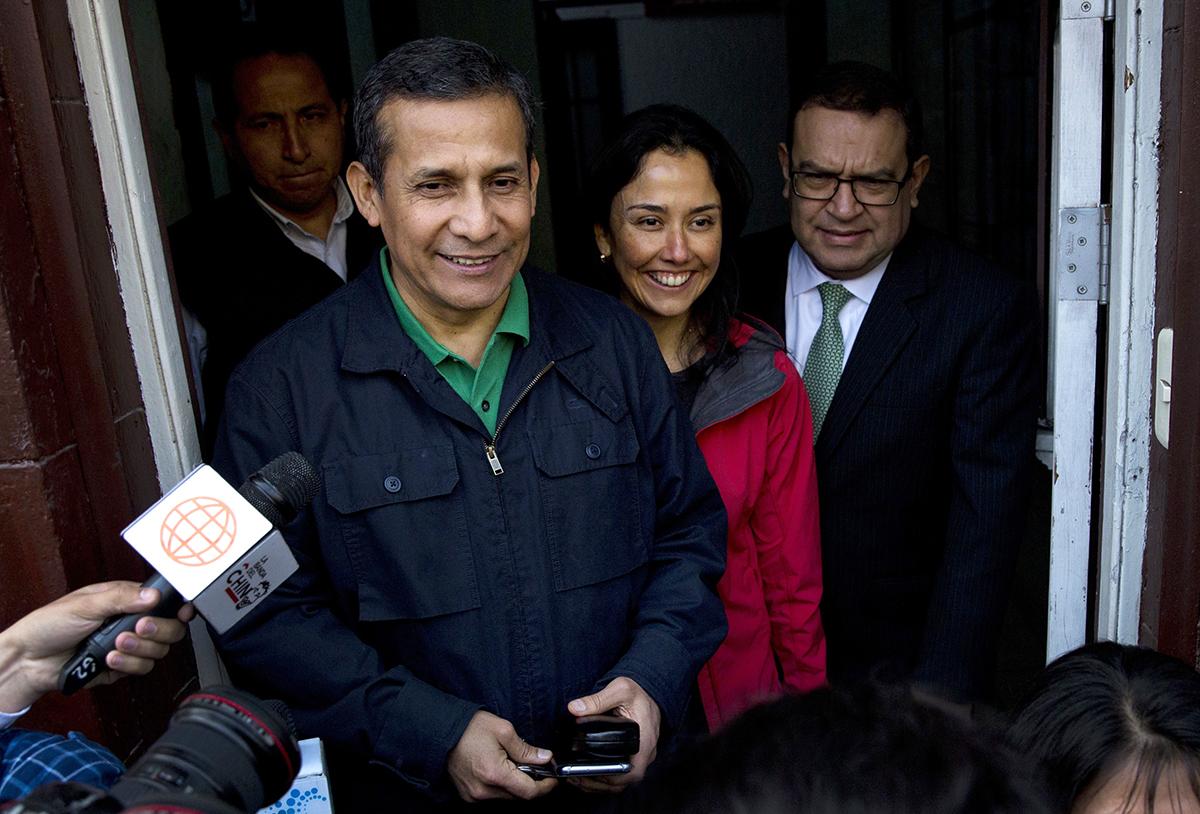 Humala y Lula a la cárcel