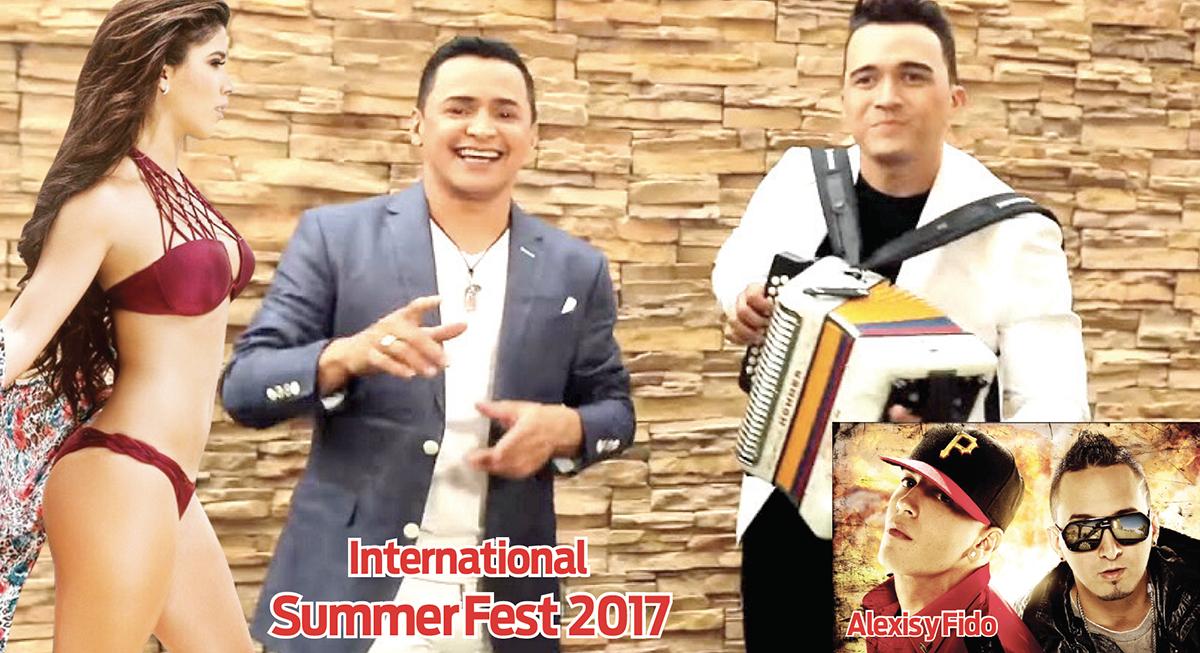 Jorge Celedón, Zaperoco y Yahaira, por primera vez en un Festival