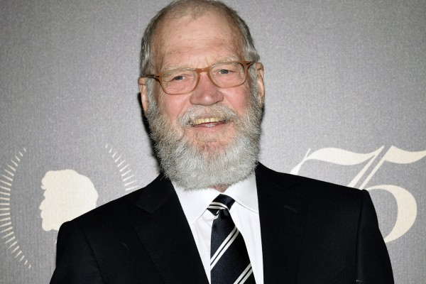 FILE - In this May 21m 2016 file photo,David Letterman poses in the press room at the 75th Annual Peabody Awards Ceremony in New York. Letterman, who said goodbye to his long-running talk show two years ago, will say hello to TV again with a new show for Netflix. Netflix announced Tuesday, Aug. 8, 2017, that the six-episode series has Letterman combining two primary interests: in-depth conversations, and in-the-field segments sparked by his curiosity and humor. In each hour-long episode, Letterman will conduct a long-form conversation with a single guest, and explore topics of his own outside the studio. (Photo by Evan Agostini/Invision/AP, FIle)