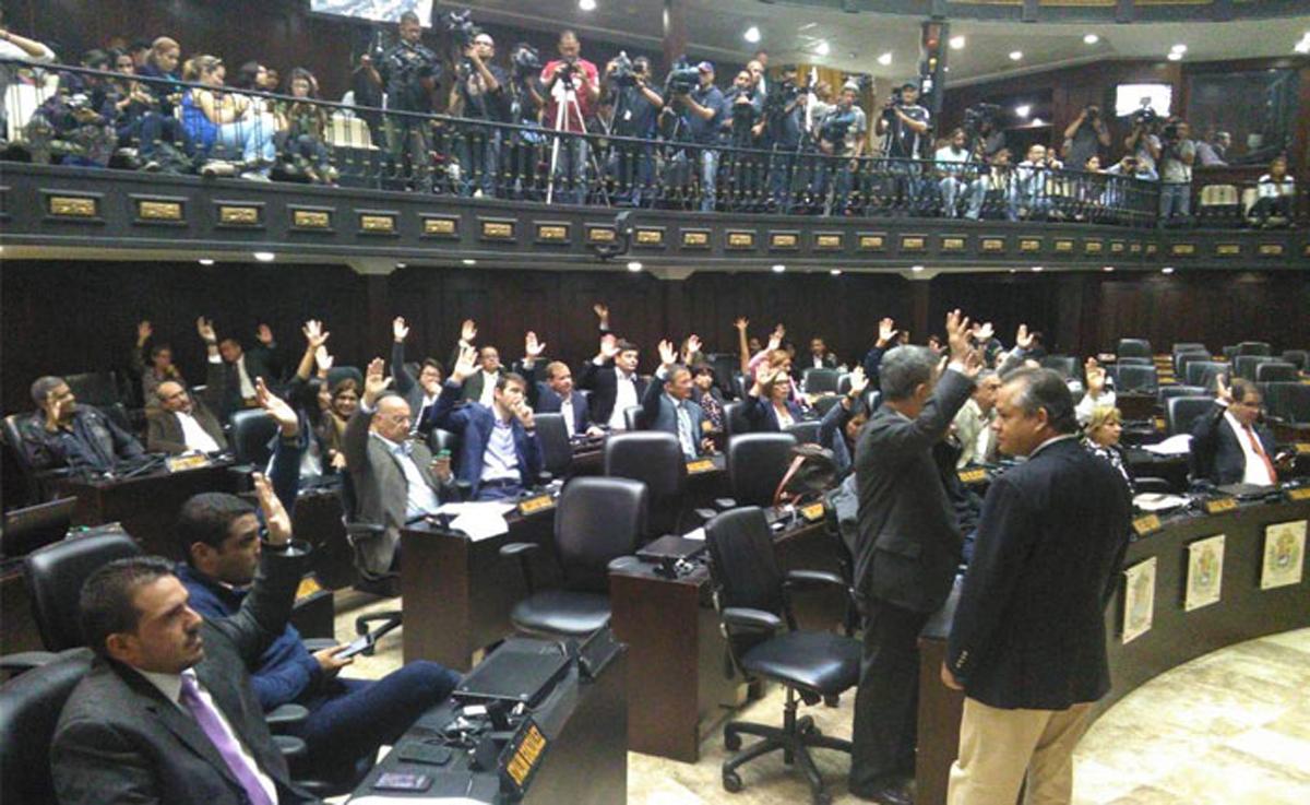 Venezuela: Congreso rechaza subordinarse a Constituyente