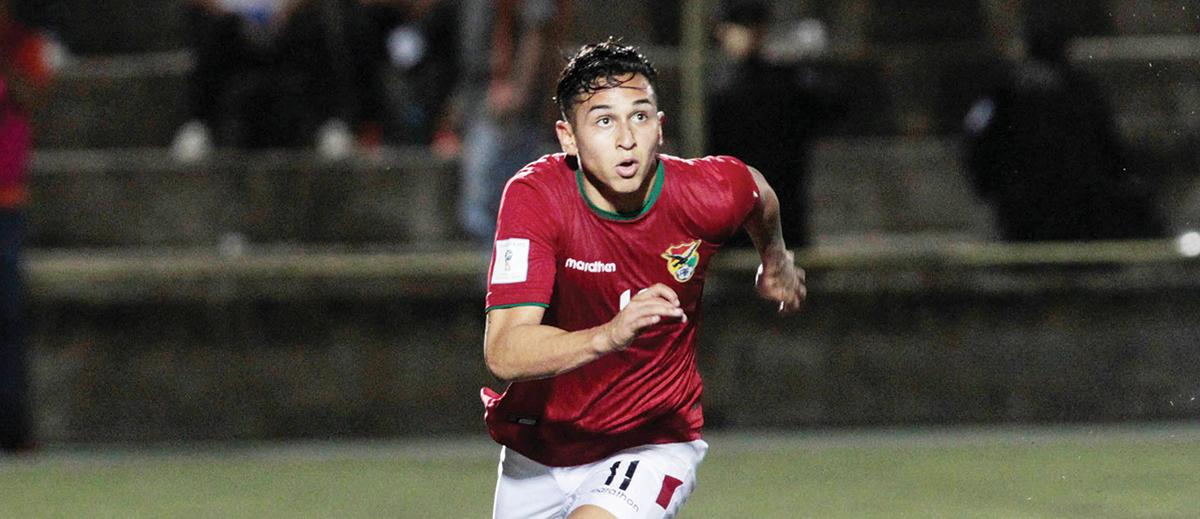 D.C. United adquiere a boliviano en préstamo