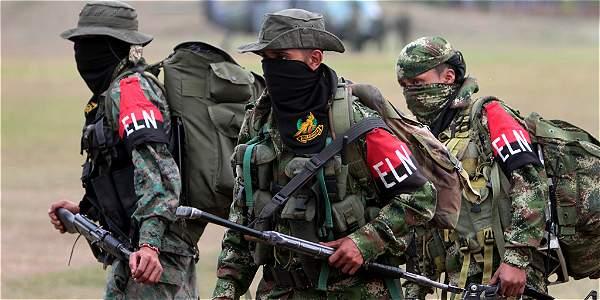Capturan a cuatro guerrilleros del frente 'Ernesto Che Guevara' del ELN
