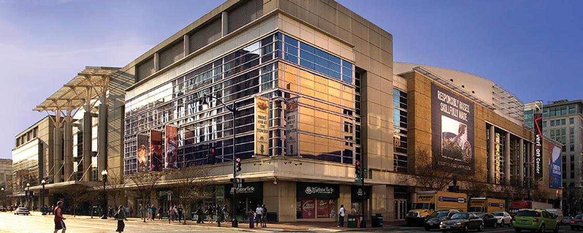 Verizon Center cambia de nombre a Capital One Arena