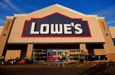 Grand reopening of Lowe's Sanford Store #3608 in Sanford, North Carolina September 8, 2011...Photo by: Patrick Schneider Photo.com