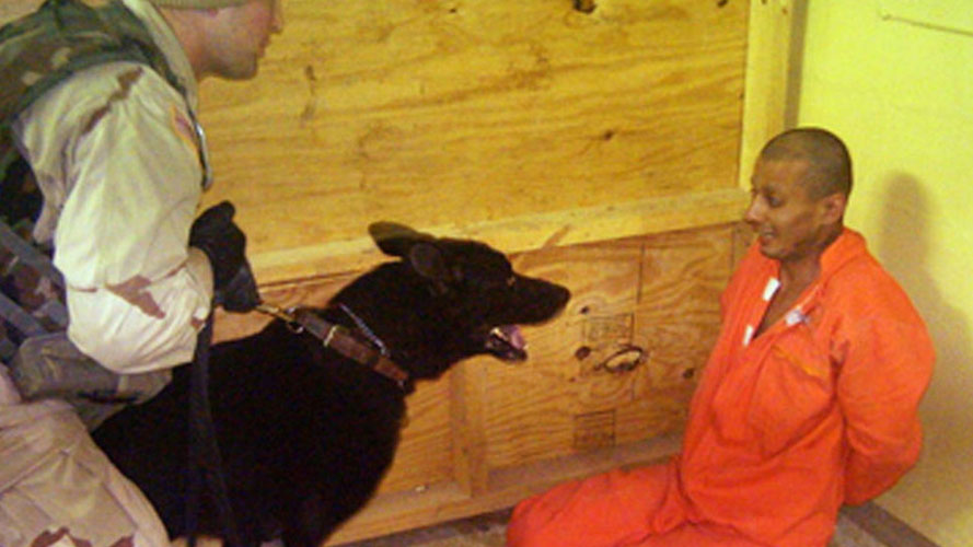 Procede demanda contra interrogadores civiles en Abu Ghraibv