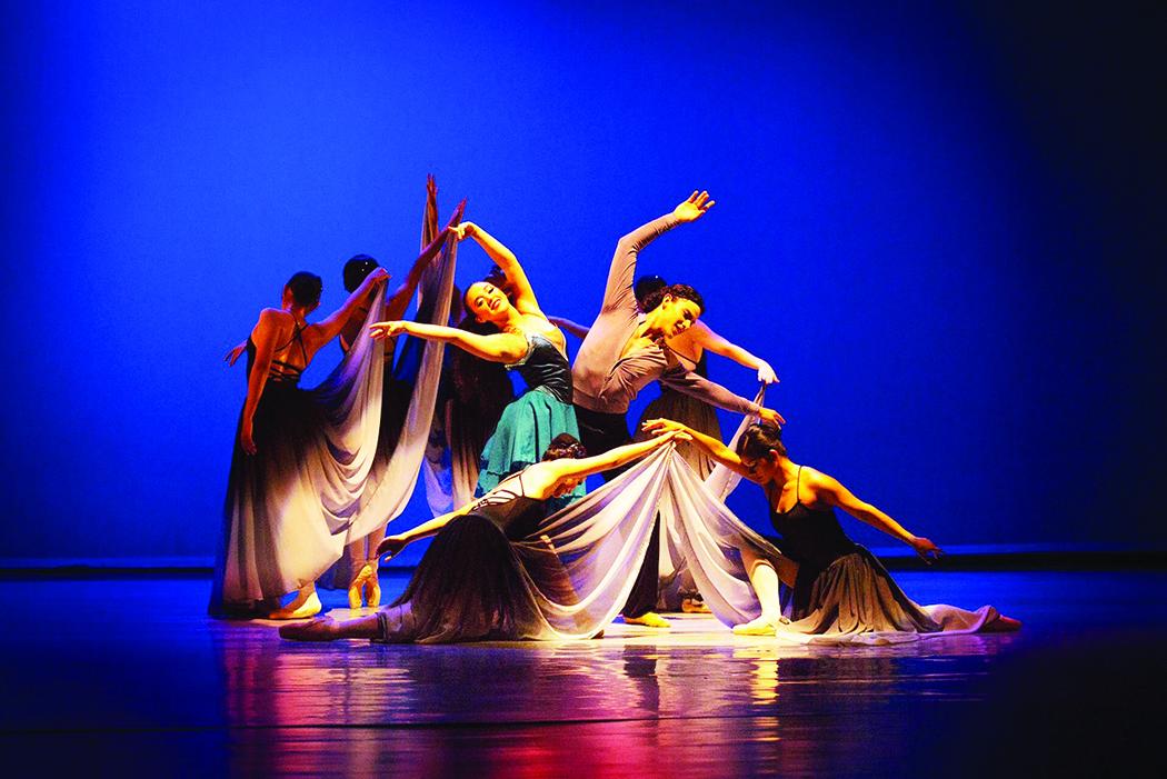 Ballet de la ciudad de  San Salvador llega a  DC