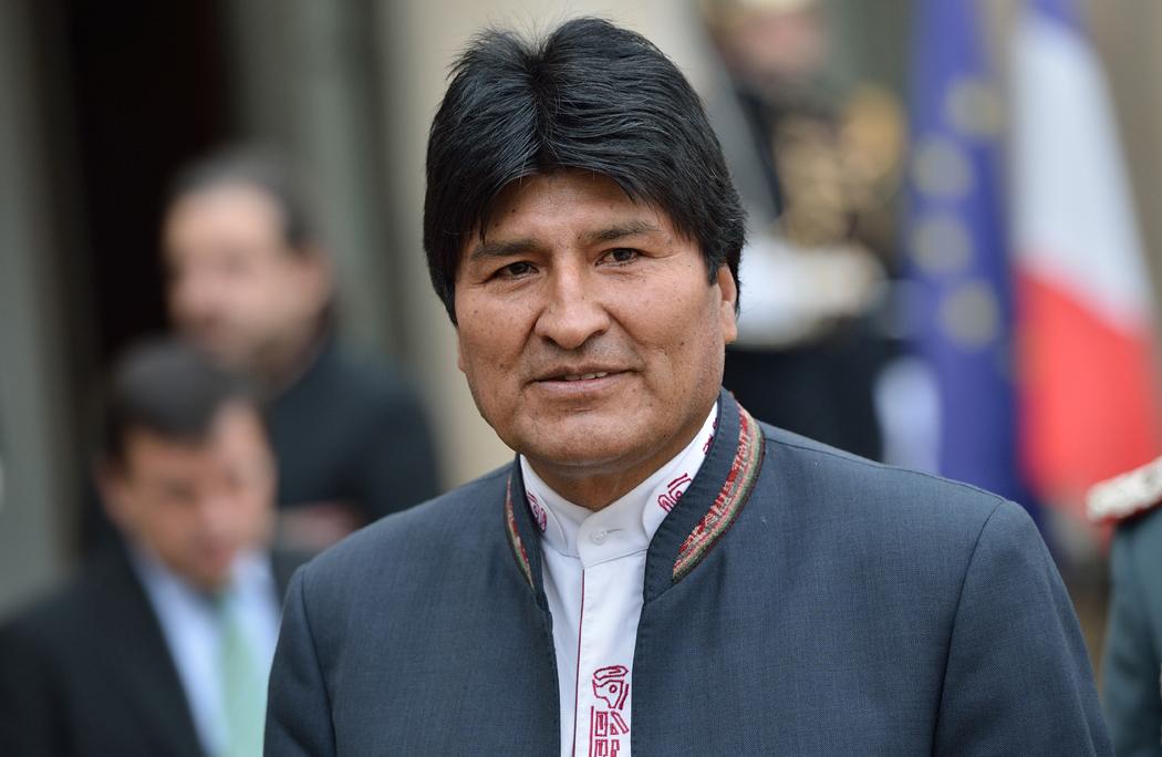 Presidente Evo Morales saluda apertura del diálogo democrático en Venezuela