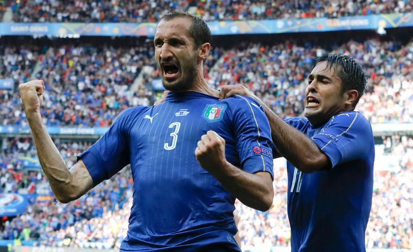 Italia se enfrentará a Suecia en eliminatorias para Mundial