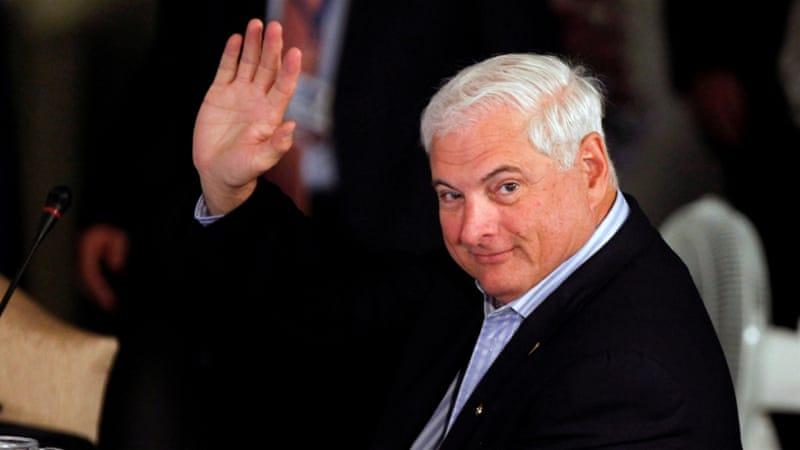 Nueva orden de detención contra Martinelli en Panamá