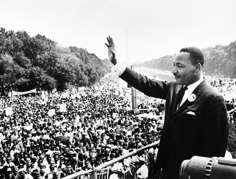 Toda la nación rinde  homenaje a MLK