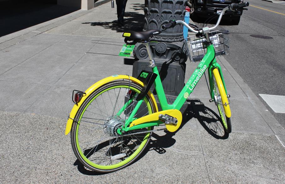 Policía pide a residentes no reportar uso de bicicletas de alquiler