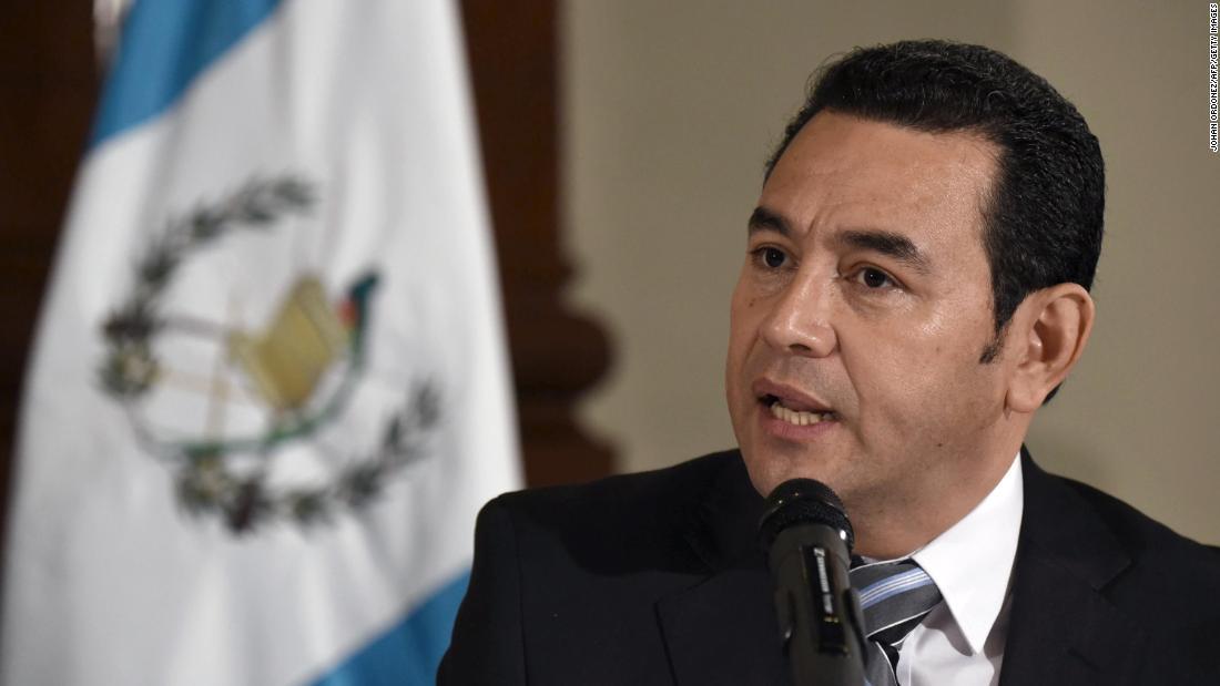 Jimmy Morales no es un aliado contra la corrupción — Fiscal