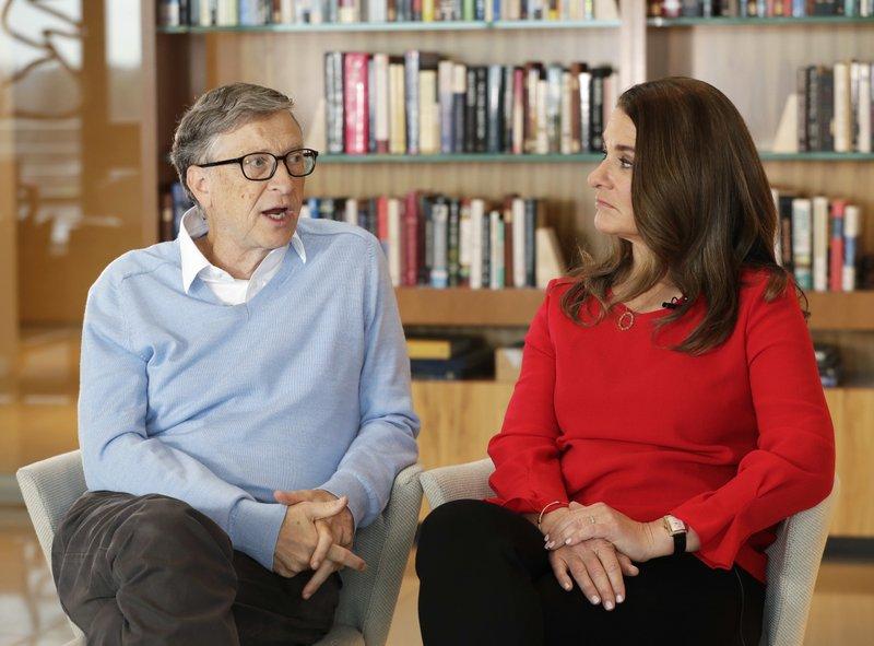 Bill y Melinda Gates combatirán la pobreza en EEUU