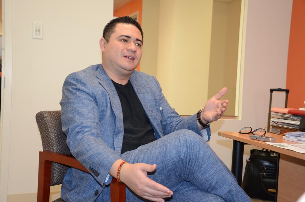 Danny Amaya: No deje sus  'taxes' para el último momento
