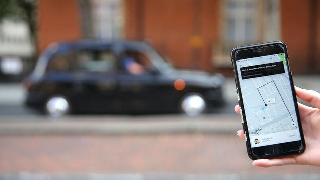 Uber ofrece nuevo servicio de transporte compartido