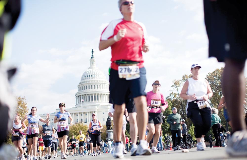 Washington entre las ciudades más saludables