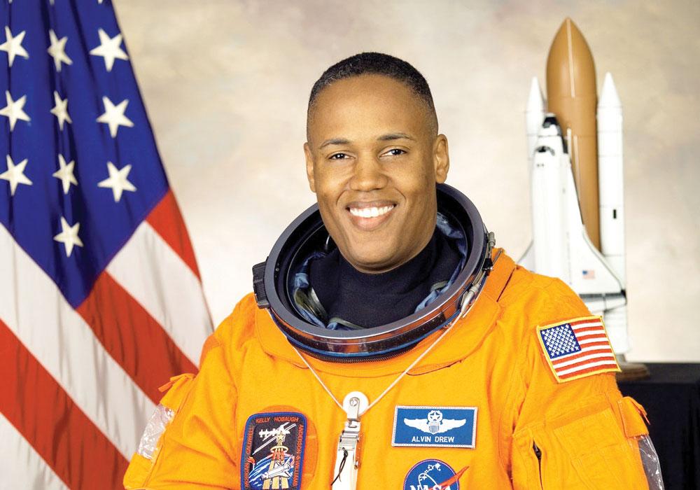 Astronauta visitará escuela de DC