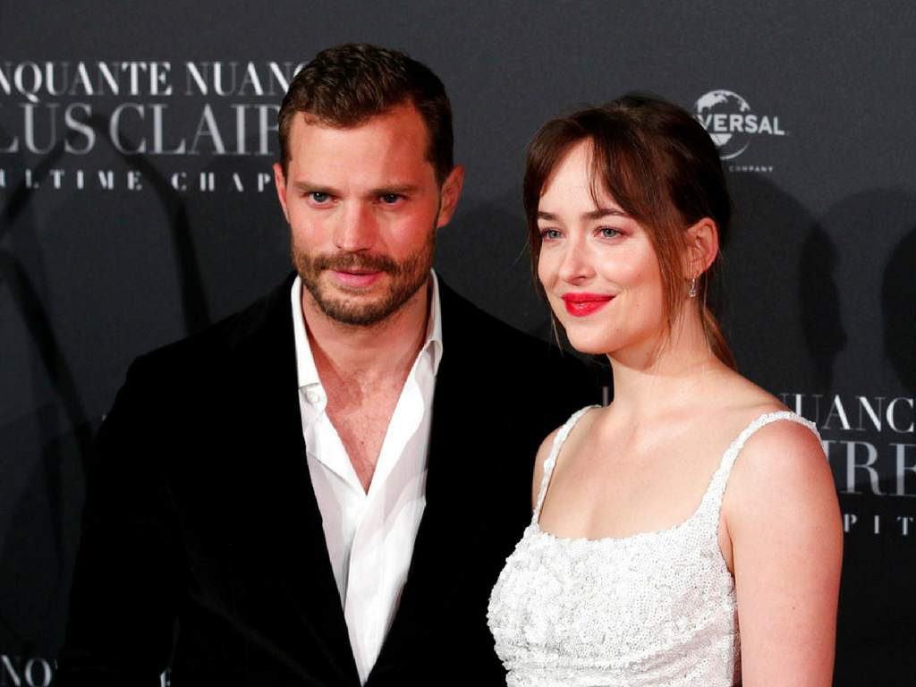 """Fifty Shades Freed"" amarra el primer lugar en las taquillas"