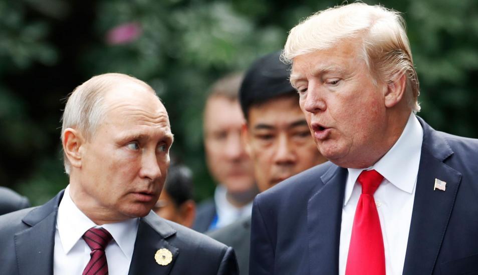 EEUU sanciona a rusos por interferir en elecciones de 2016