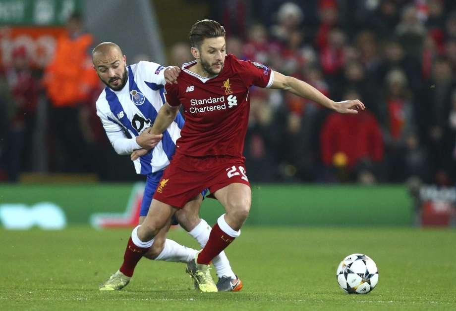 Lallana pierde protagonismo en Liverpool y peligra Mundial