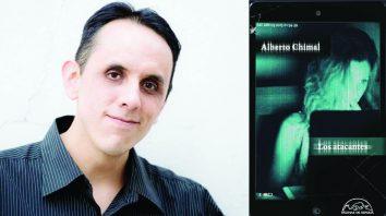 El escritor Alberto Chimal