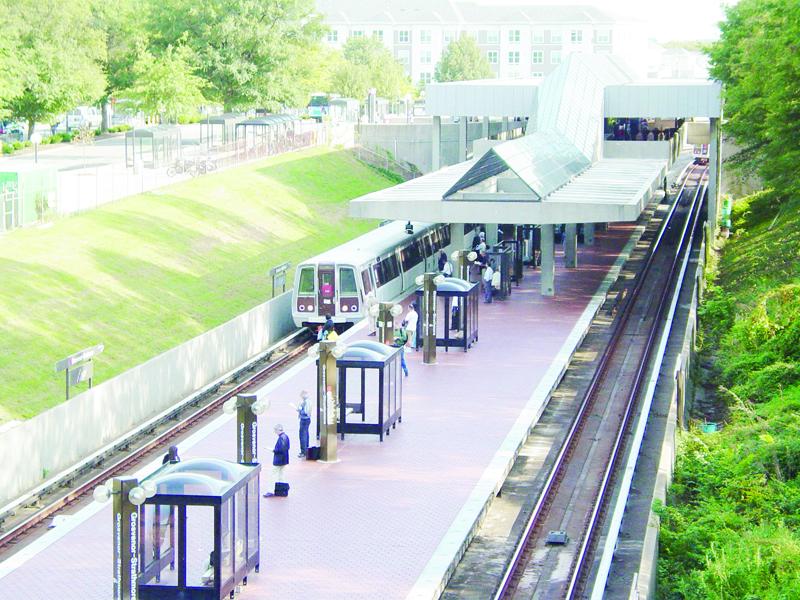Evaluan Extender Servicio En Linea Roja Del Metro Washington Hispanic