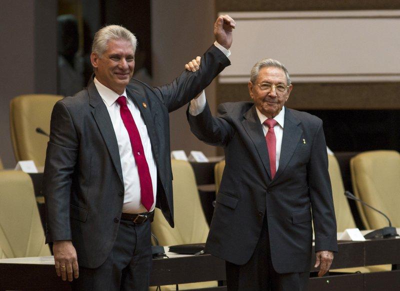 Díaz-Canel, nuevo presidente de Cuba
