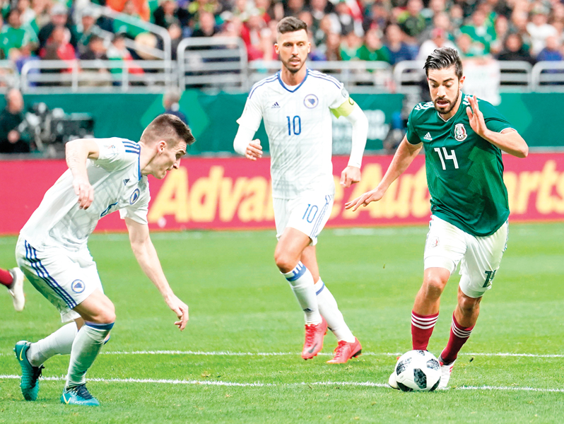 México sueña con pasar del quinto partido
