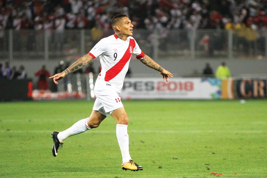Gareca espera contar con Paolo Guerrero para el Mundial