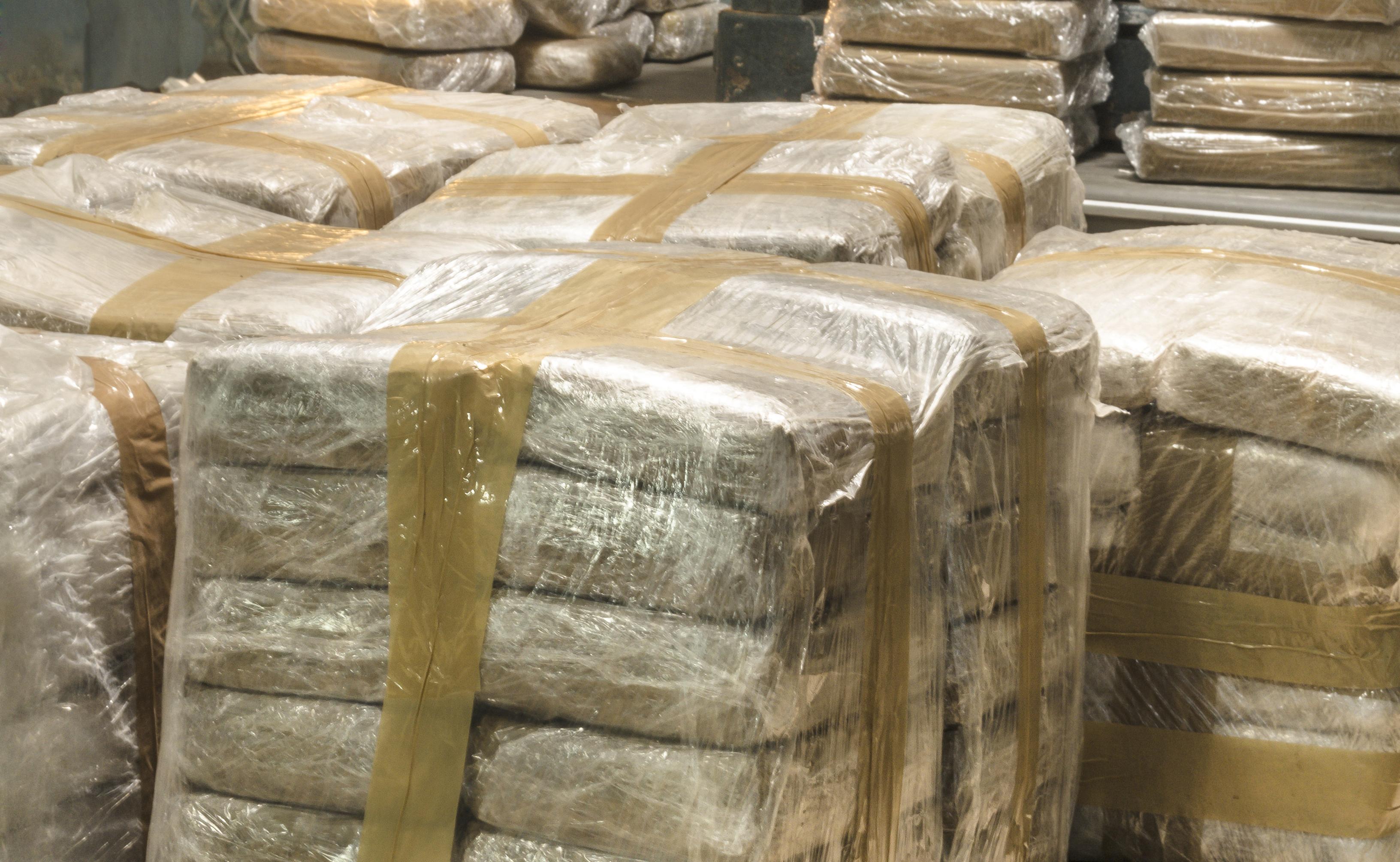 Guatemala intercepta mayor carga de drogas en el Pacífico
