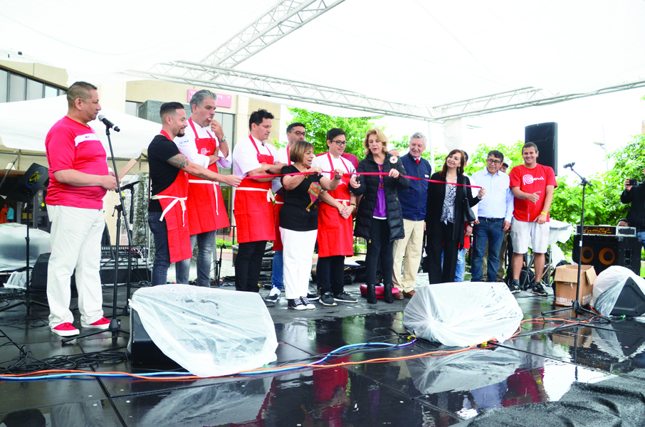 Taste of Peru 2018 imponente