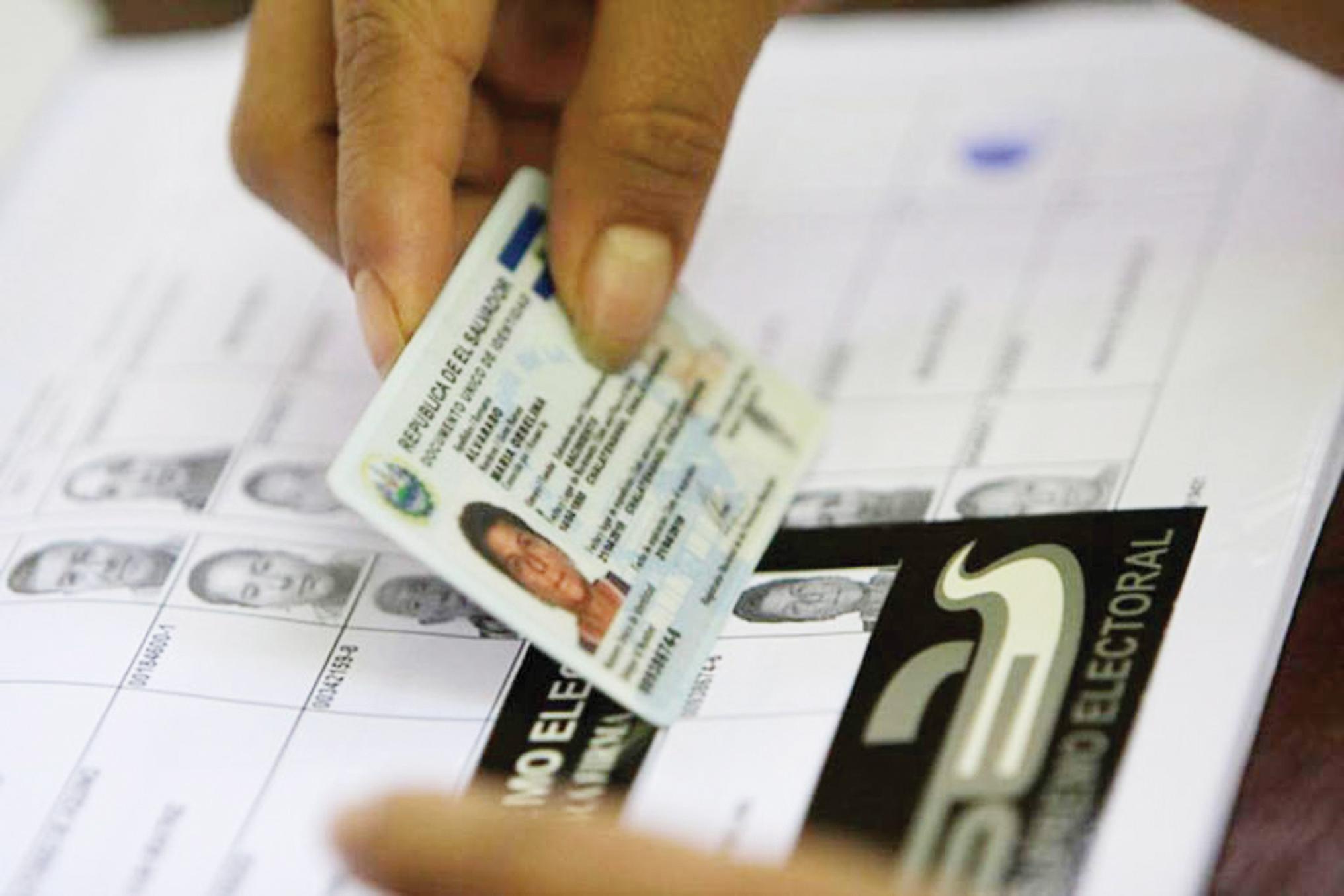 Por el derecho al voto de los salvadoreños en el exterior