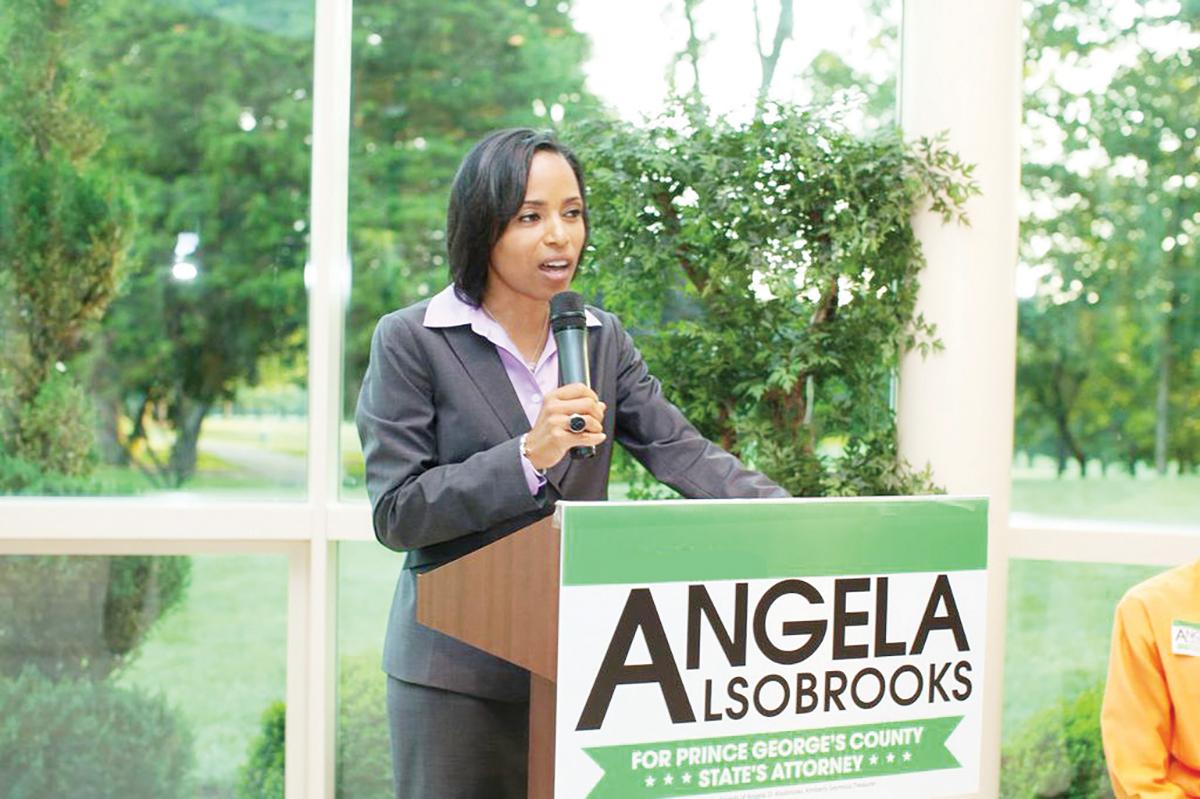 Alsobrooks se perfila como nueva Ejecutiva del condado