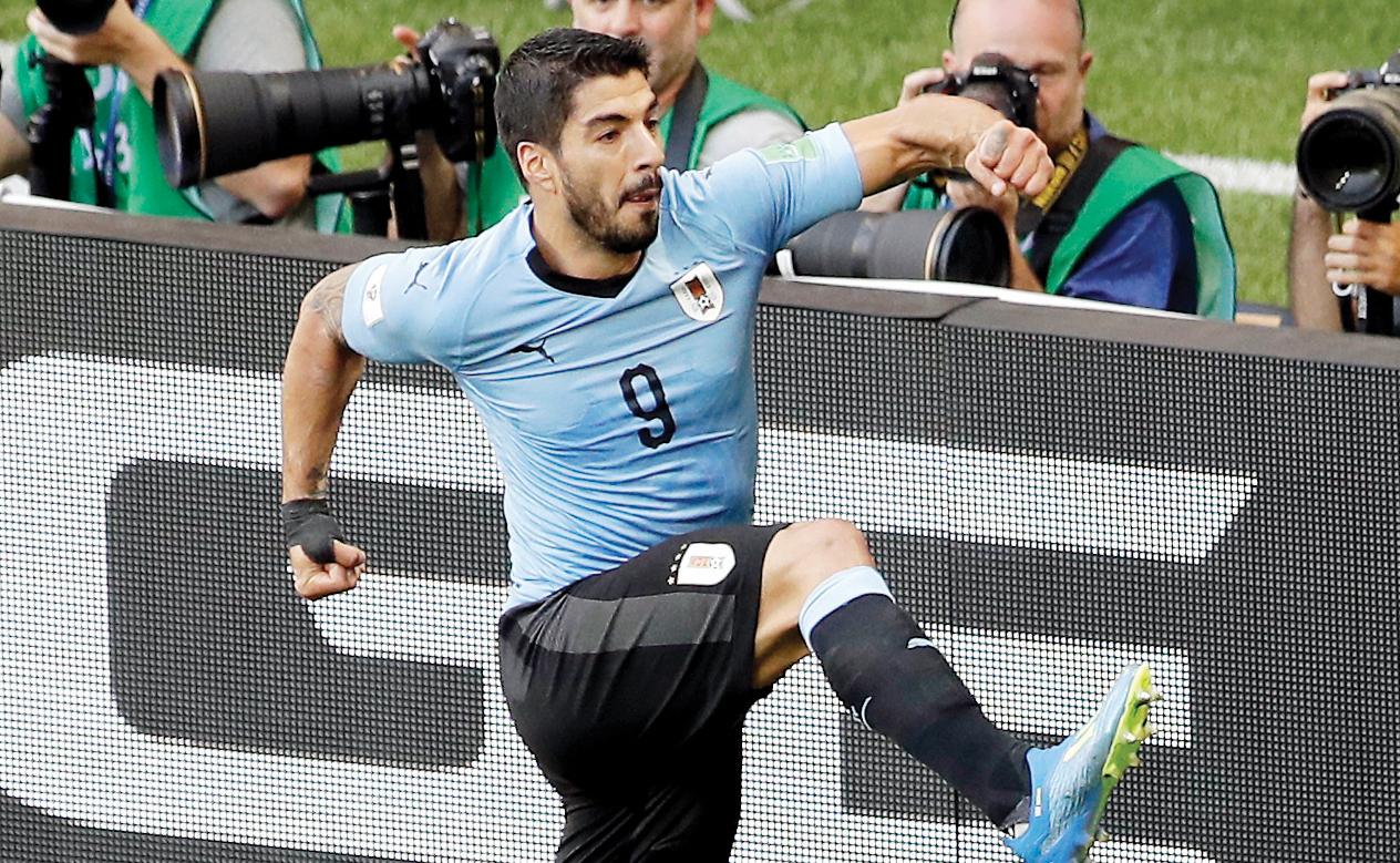 Uruguay y México sacan la cara por el continente