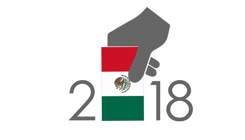 Los tres candidatos a presidencia de México en un vistazo