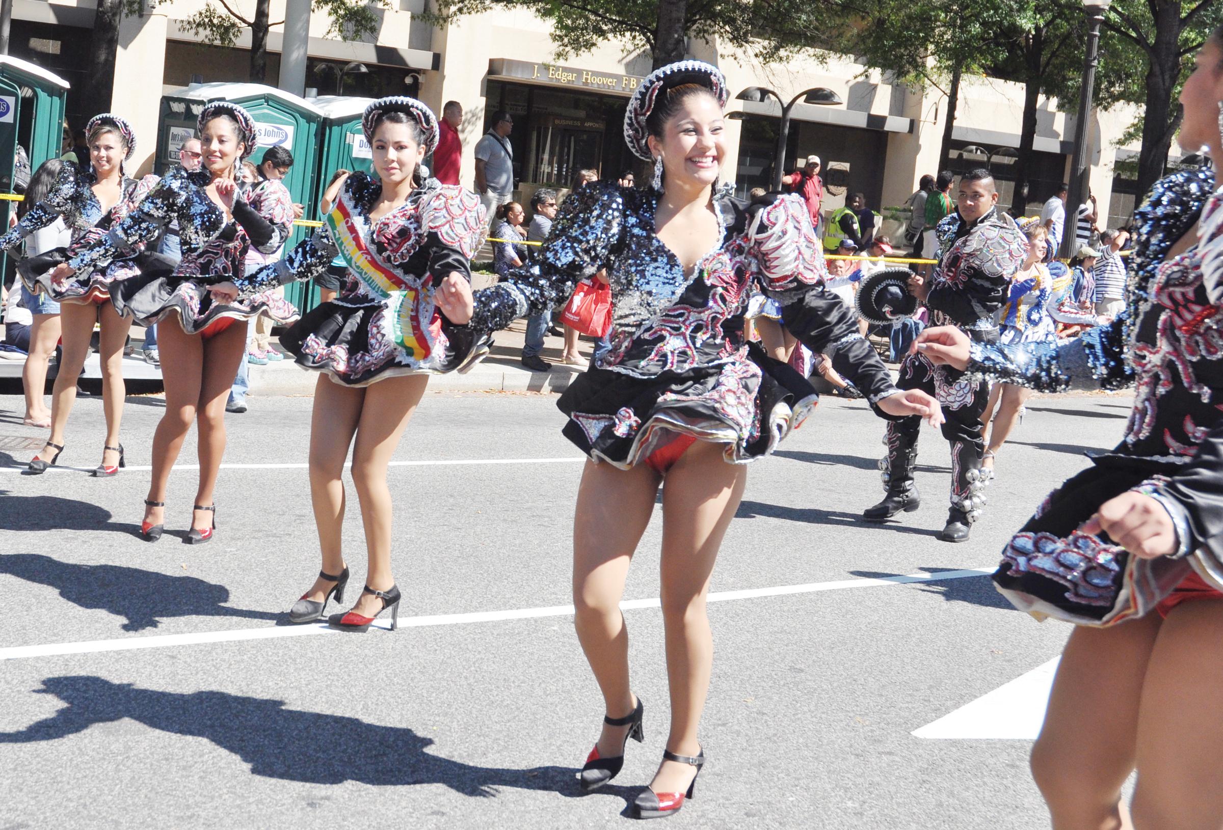 Fiesta de la Herencia Latina en Silver Sring, MD