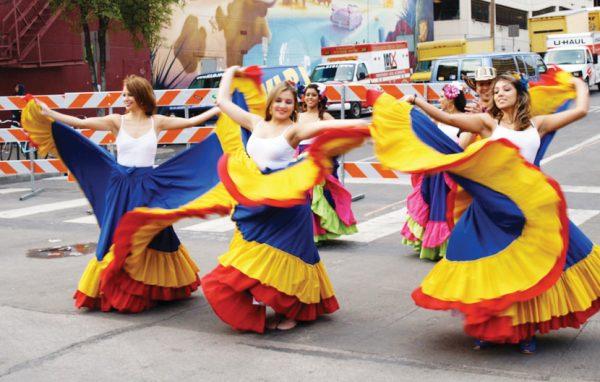 Desfile Colombia