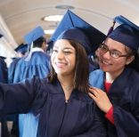 Graduation ceremony for Magruder High School at DAR Constitution Hall in Washington, D.C. on Friday June 1, 2018.