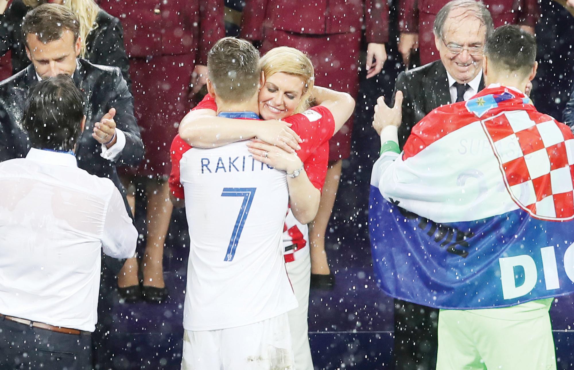 Croacia: un digno subcampeón