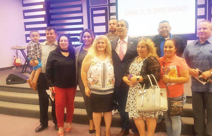 Foto 2-Lateef y asistentes
