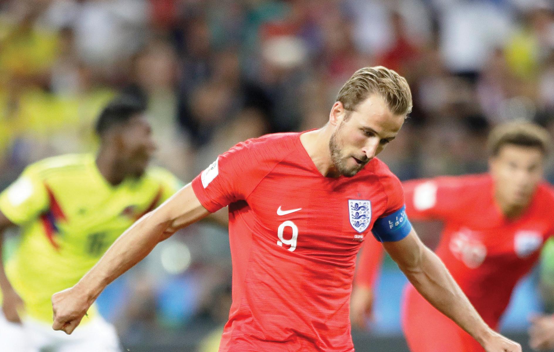 Harry Kane podría abandonar el Mundial tras clasificar a la semifinal