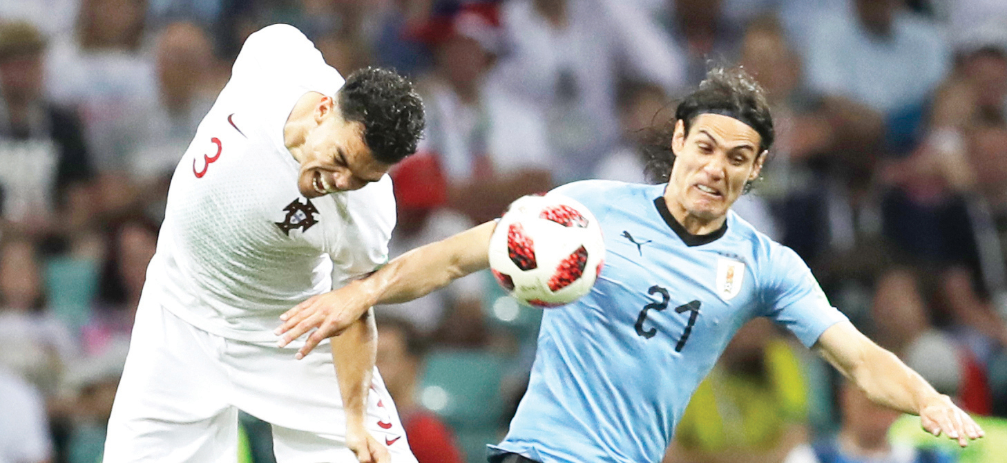 Uruguay y Brasil van por la clasificación