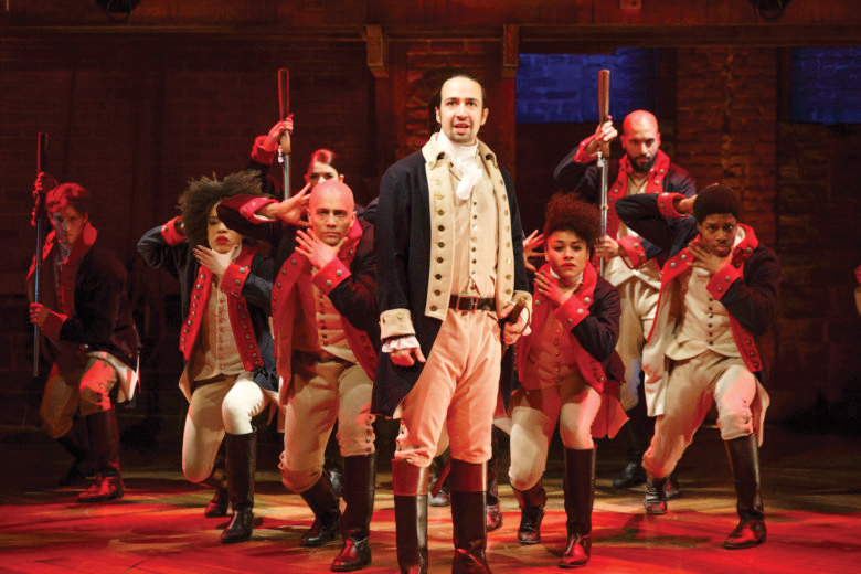 Musical Hamilton llega al  Kennedy Center en DC