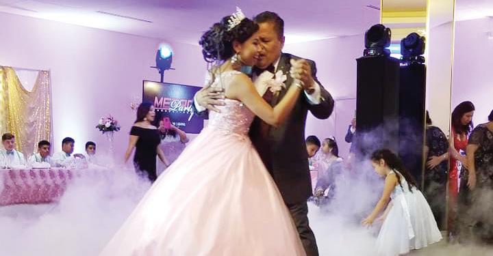 Jennifer Guzmán celebra sus Quince Años