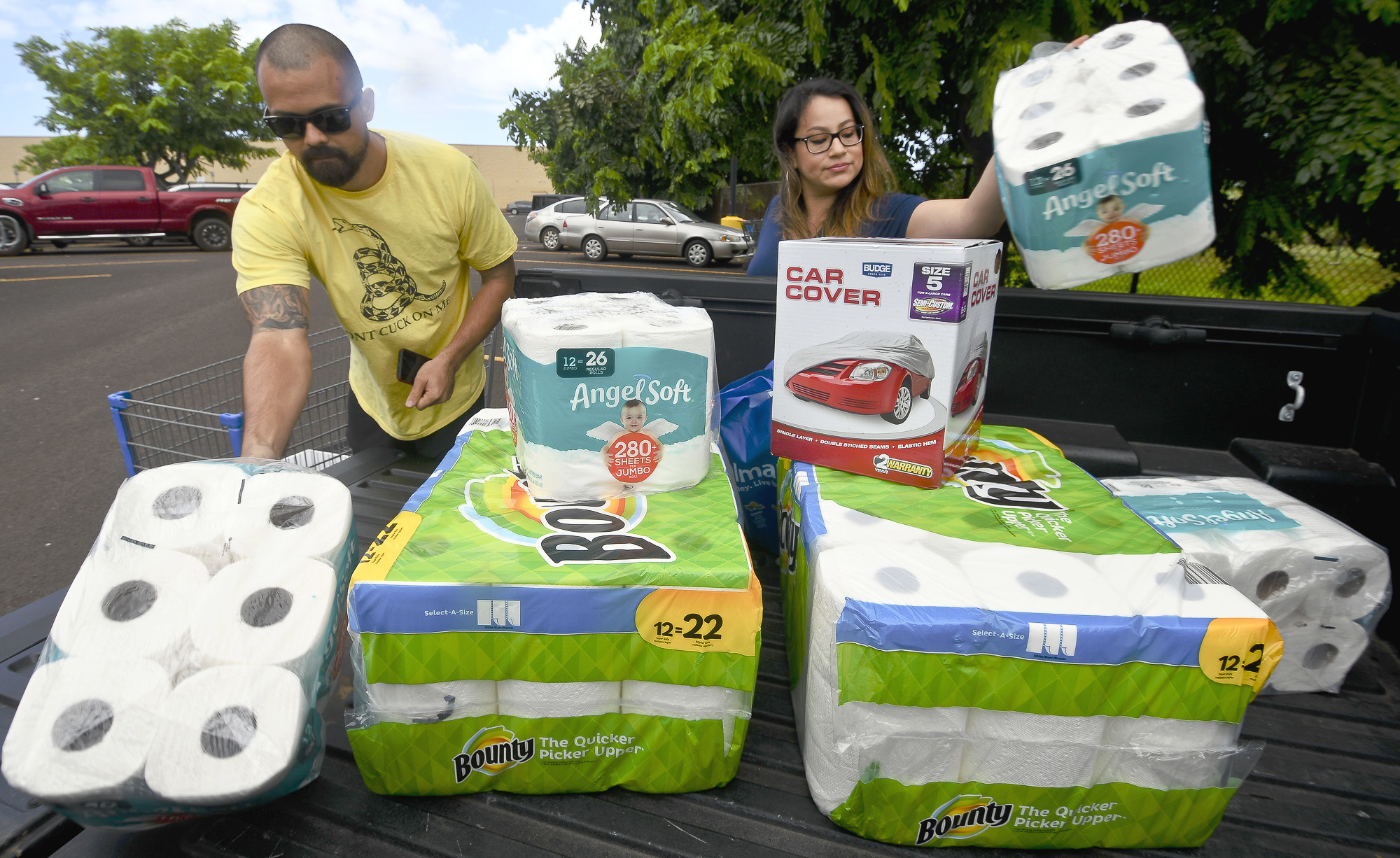 Hawai se prepara para llegada del huracán Lane, categoría 4