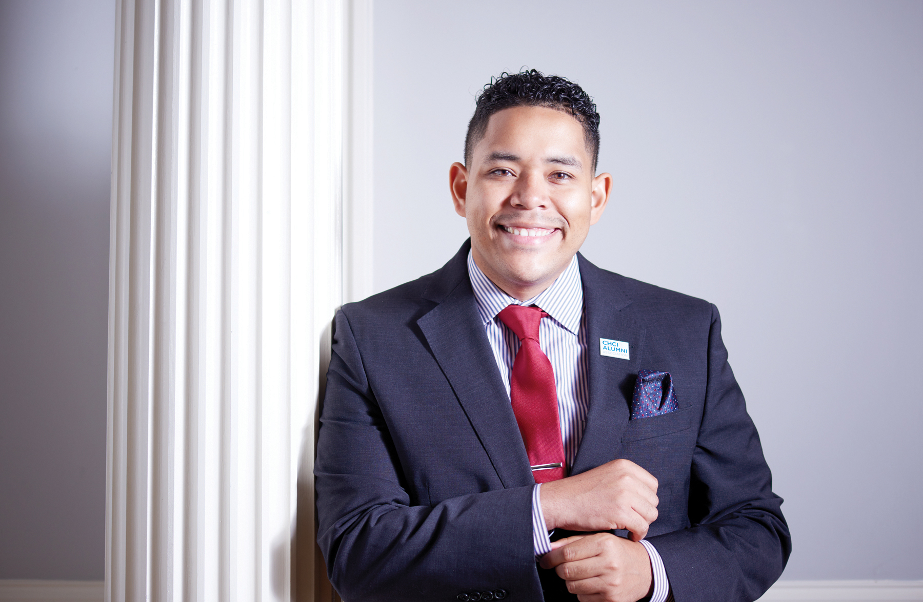 Amílcar Guzmán es finalista del Coors Light Líder del 2018