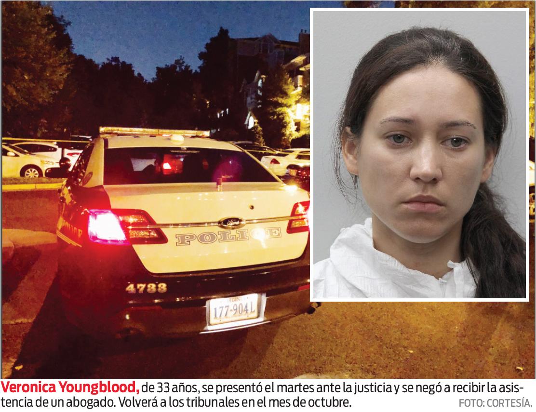 Mujer mata a su hija a tiros en VA