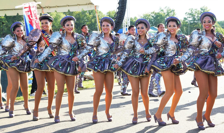 Festival Boliviano en VA