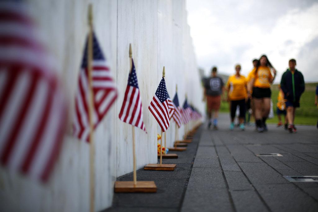 Familias recuerdan a fallecidos en el World Trade Center