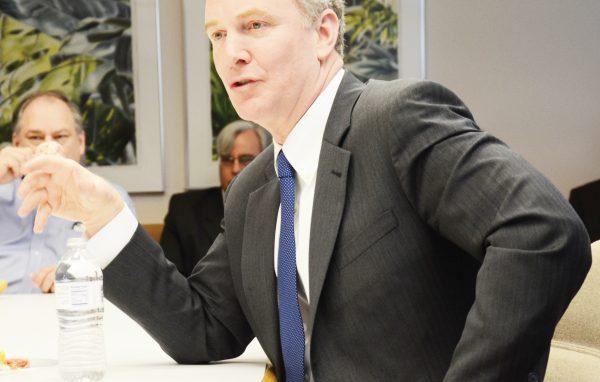 Foto 2-Chris Van Hollen-senador MD